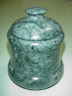 Accessori Bagno Serie Etrusca.Barattolo