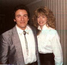 Bruce and Julianne