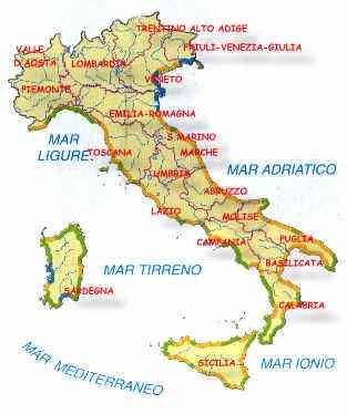 Cartina Italia Vicenza.Fatto Centro