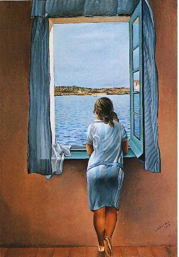 Ragazza alla - Ragazza alla finestra ...