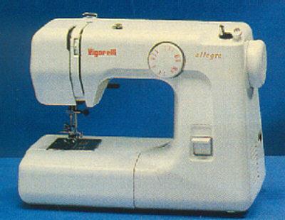 mille punti macchine per cucire zoom vigorelli 440 allegra