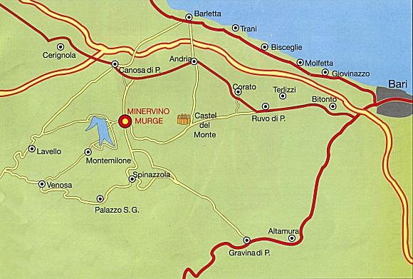 Cartina Puglia Molfetta.Come Giungere In Citta