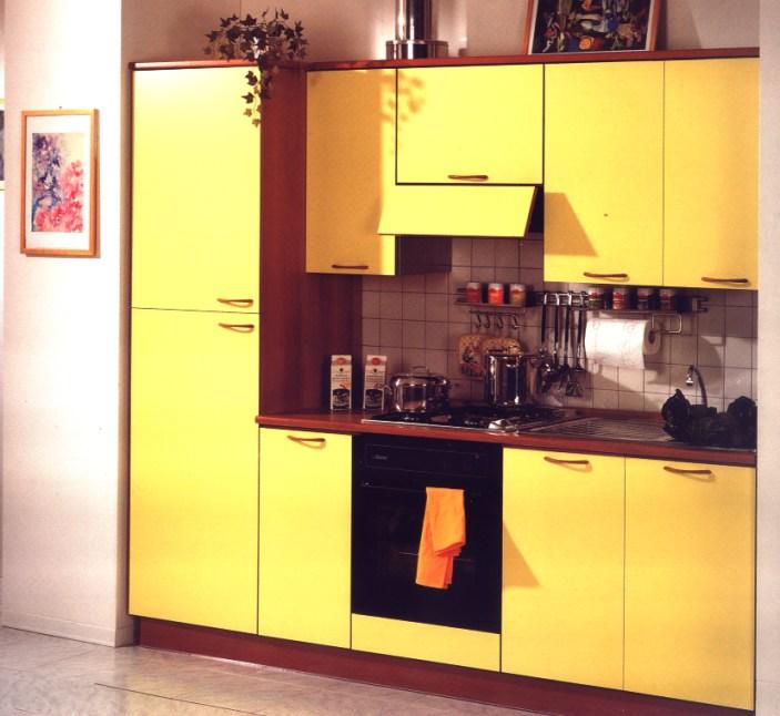 Cucina catalogo cucina componibile - Cucine moderne gialle ...