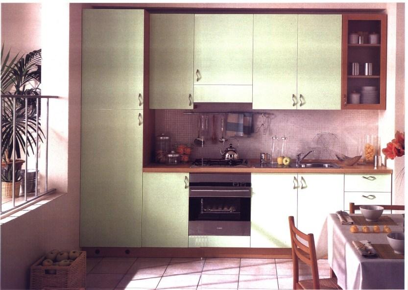Cucina Componibile In Ciliegio : Cucine