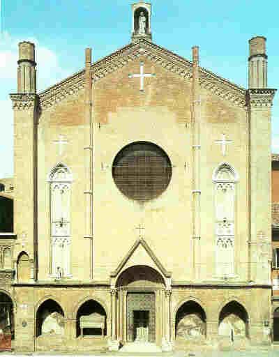 La chiesa di S. Giacomo Maggiore