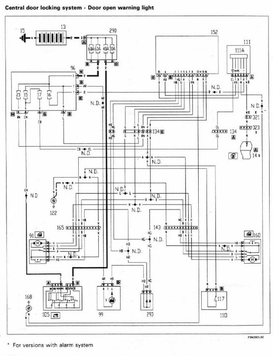 Schema Elettrico Per Fiat : Schema elettrico per fiat servosterzo