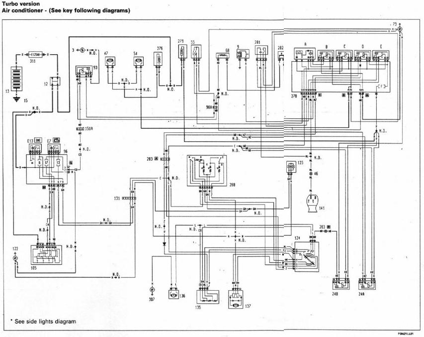Schema Elettrico Za2 Came : Easy read wiring diagrams pdf sh me