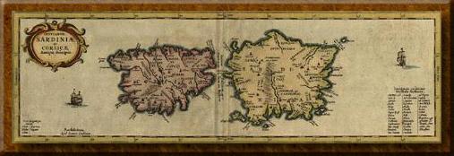 Cartina Sardegna Medievale.Antica Cartografia Della Sardegna Home
