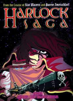Harlock Saga affiche