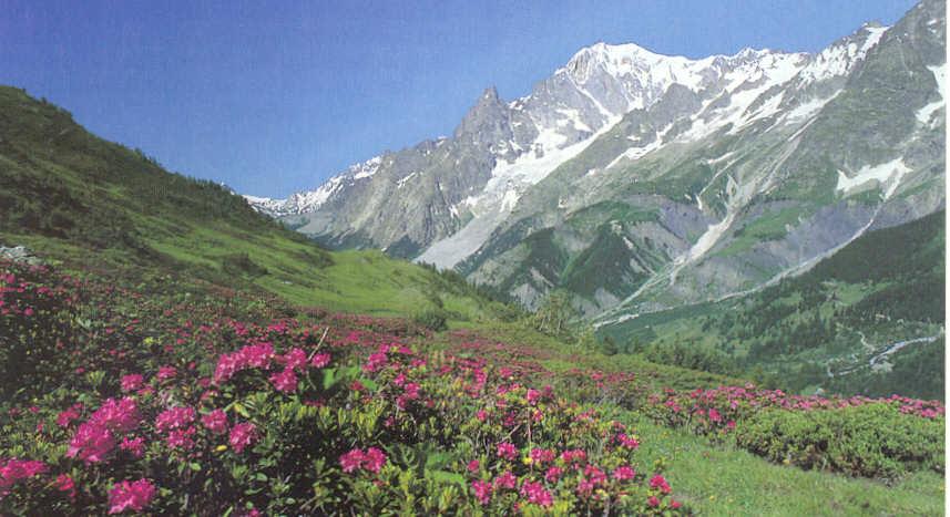 informazioni sulla valle d 39 aosta geografia clima storia
