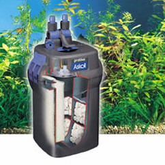 Il filtro aquarium atlantide for Acquario per tartarughe con filtro