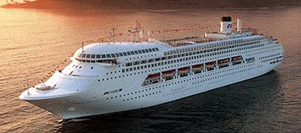 Architettura e crociere lo stile della nave da crociera for Costa neoriviera piano nave