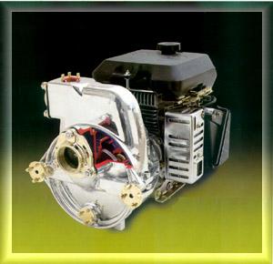 Pompe centrifughe autoadescanti di pronto intervento
