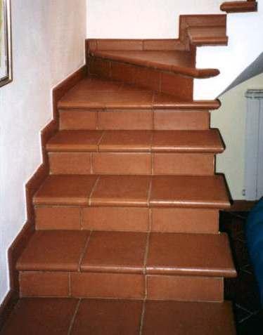 Il trattamento del cotto - Cotto per scale ...