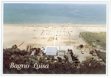 Bagno luisa marina romea beach volley club - Bagno corallo marina romea ...