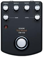 zoom_trimetal_TM01 PCB Efek Gitar