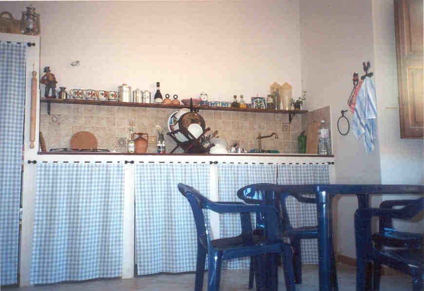 Foto di casa sollano for Piani sud ovest della casa con cortile