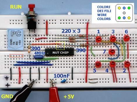 Sensational Nutchip Dado Elettronico Wiring Database Numdin4X4Andersnl