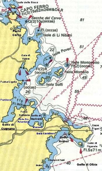 Cartina Sardegna Golfo Aranci.Capitaneria Di Porto Di Golfo Aranci L Organizzazione
