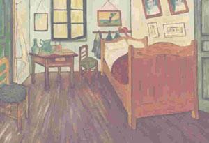 Falsi d 39 autore - Camera da letto van gogh ...