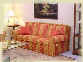 Confort for Divani in stoffa