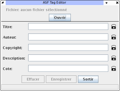 how to open a asf file