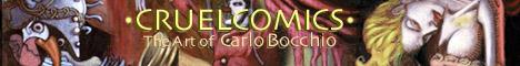 Cruelcomics of Carlo Bocchio