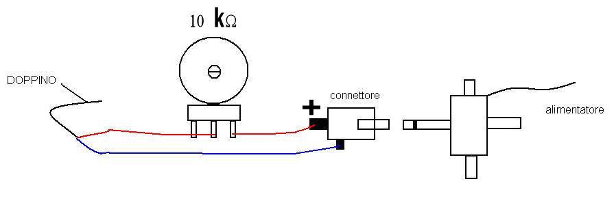 Schema Elettrico Potenziometro : Acquario