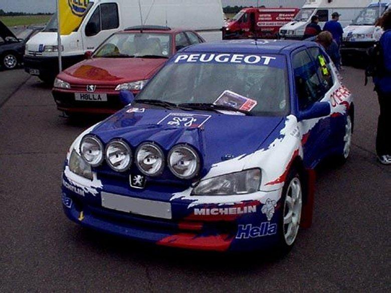 Macchine Rally Preferite