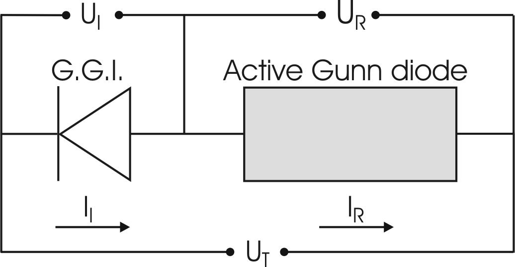 Gunn Diode Construction Gap Injector Gunn Diode