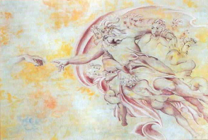 Decorazioni pittoriche trompe l 39 oeil pittura arte - Decorazioni pittoriche ...