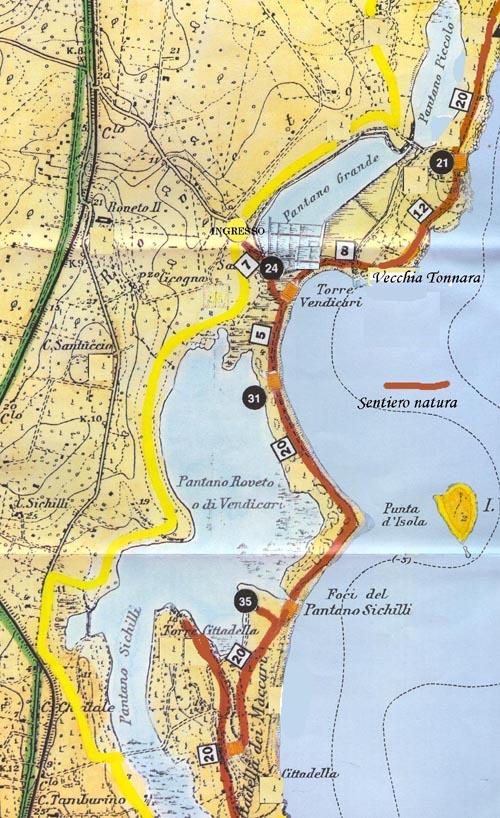 Cartina Geografica Sicilia Sud Orientale.Quaderni Di Birdwatching La Sicilia Sudorientale