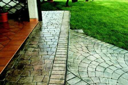 Ideal work pavimenti stampati
