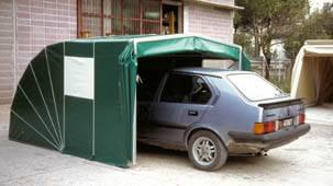 Box auto for Costruendo un garage per 2 auto