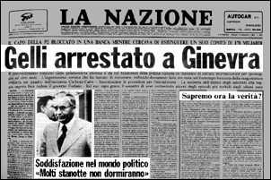 Gran Oriente de Italia: La orden masónica del Vaticano A1982c