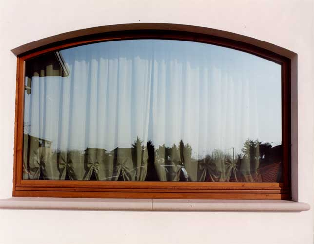 Finestra ad arco con apertura vasistas - Finestre ad arco ...