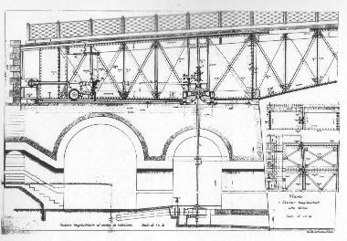 Progetti taranto for Ponte sopra i disegni del garage