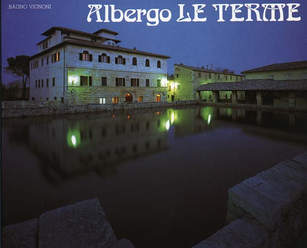Untitled document - Albergo le terme bagno vignoni ...