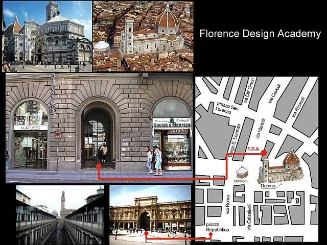 florence design academy design school in italy