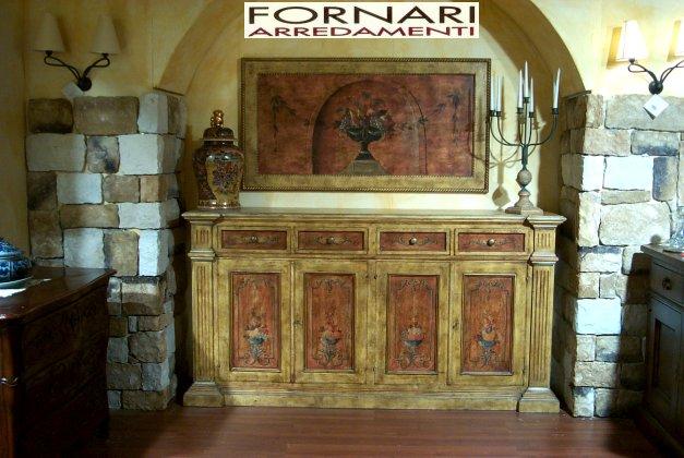 Fornari arredamenti roma esposizione mobili classici for Arredamenti classici roma