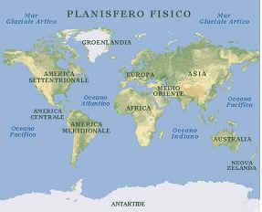 Stati e capitali del mondo