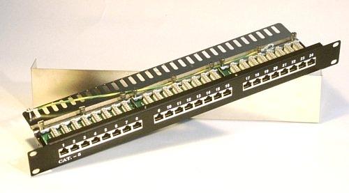 Schema Cablaggio Patch Panel : Mei lin cablaggio