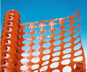 Rete In Plastica Per Cantiere.Reti E Tende Antisetti