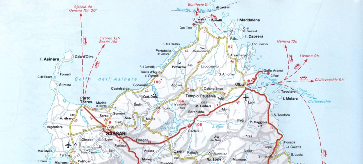 Cartina Geografica Sud Sardegna.Maps Hellopula Com