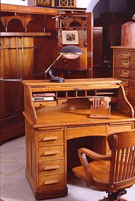 I mobili da ufficio di fine 800 di high tech d 39 epoca - Mobili fine 800 ...