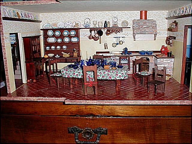 La casa rustica for Piani casa rustica