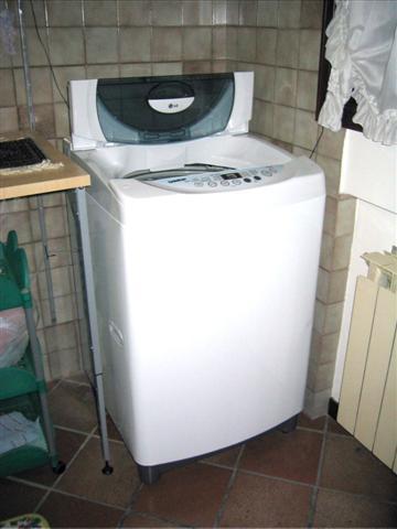 Lavapanni eco for Peso lavatrice