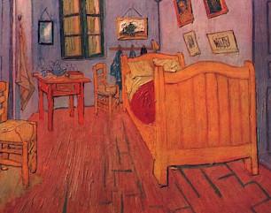 Galleria - Van gogh la camera da letto ...
