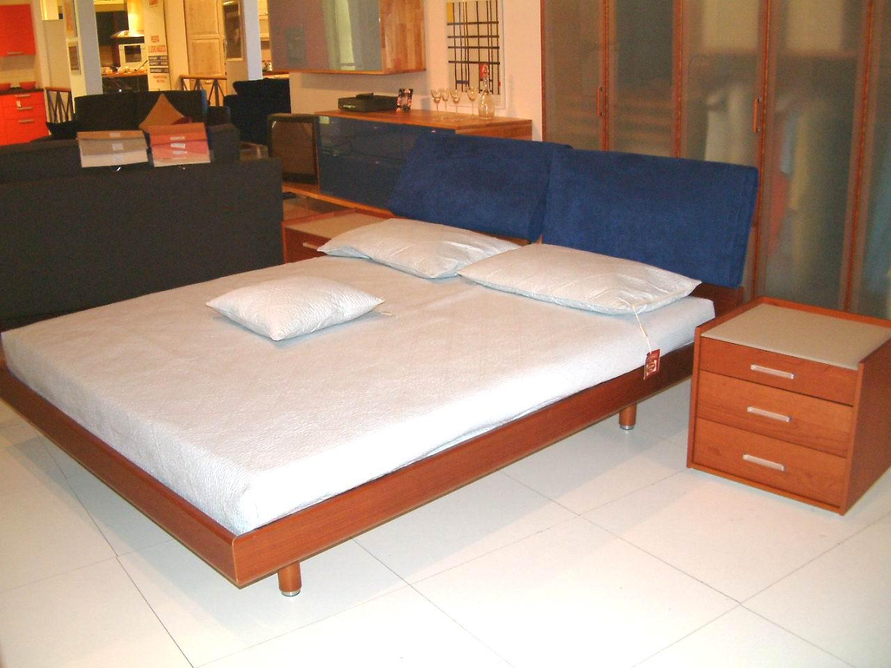 Camere da letto for Letto con testata reclinabile