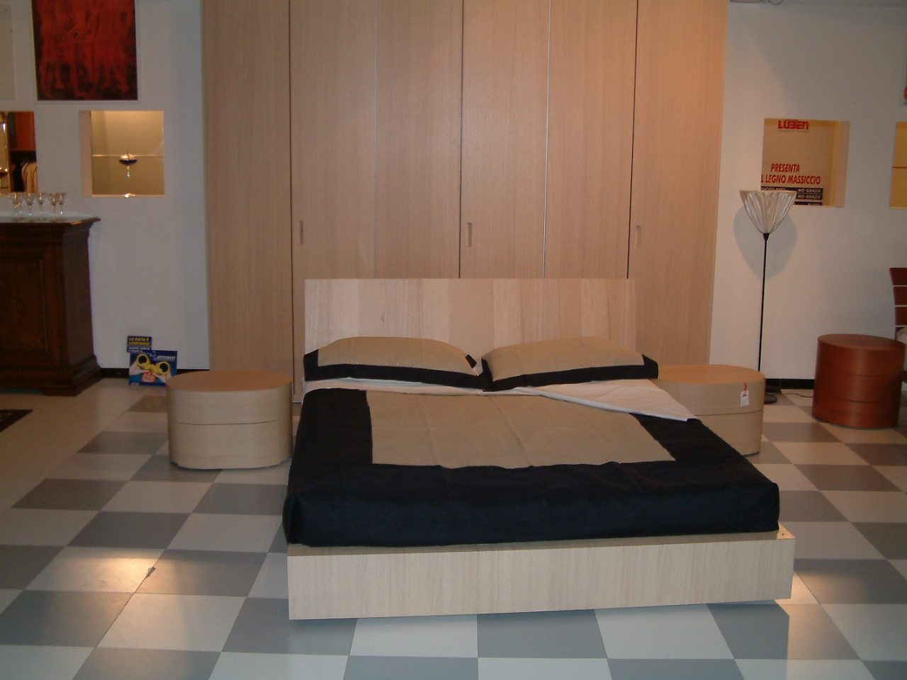Camere da letto - Camera da letto rovere sbiancato ...